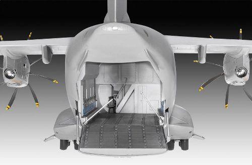 Revell - Airbus A400m - Esc1:72- Level 5 -colecionador  - King Models