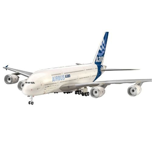 Revell - Airbus A380 New Livery - Escala 1:144- Level 4  - King Models