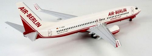 Revell - Airbus A320 Airberlin - Esc. 1:144 - Nivel 3 - Kit Completo  - King Models