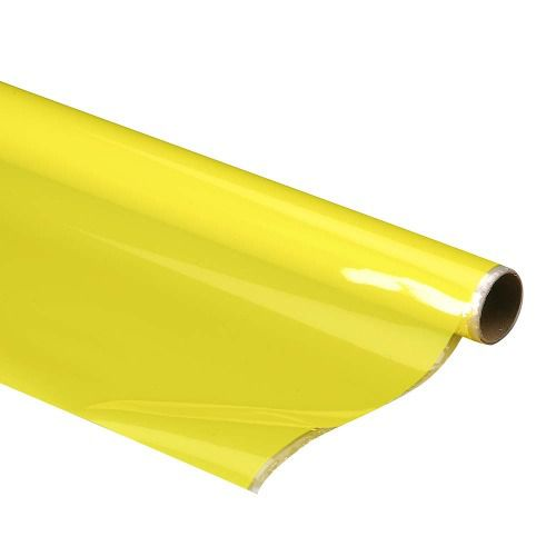 Monokote Topflite (genuino) - Amarelo Translúcido - Topq0303  - King Models