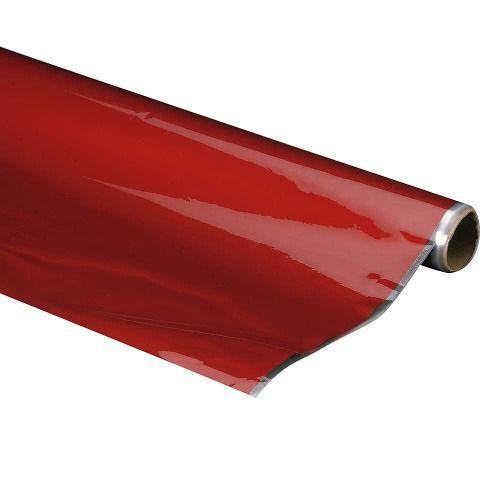 Monokote Topflite (genuino) - Vermelho Metálico - Topq0405  - King Models