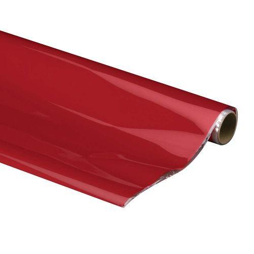 Monokote Topflite (genuino) - Vermelho Escuro - Topq0218  - King Models