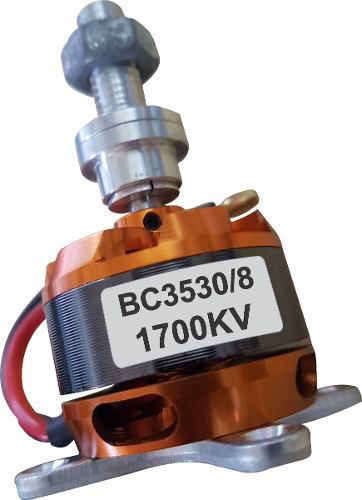 Motor Brushless Rctimer 3530/8 1700kv 460w Aeros Até 1,3kg  - King Models