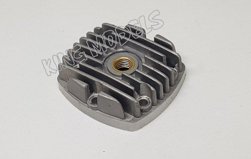 Cabeçote (head) Para Motores Asp .32 2 Tempos  - King Models