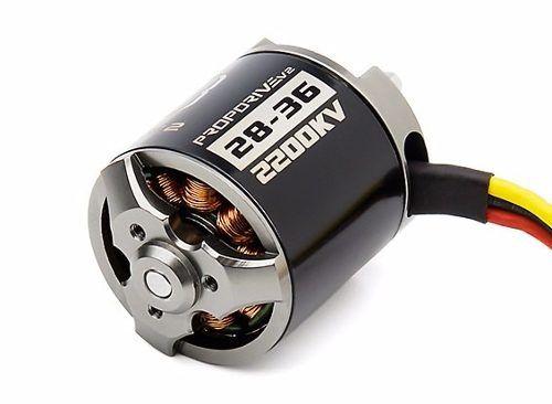 Motor Brushless Propdrive 2836-2200kv - 696w - Zagui 1.0kg  - King Models