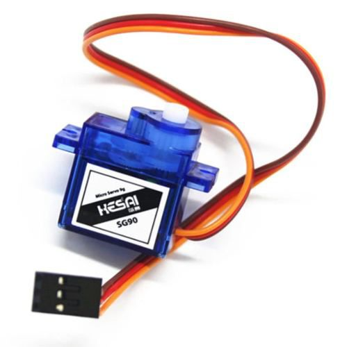 Micro Servo 9g Hesai Sg90 1.6kg Top Linha!!!  - King Models