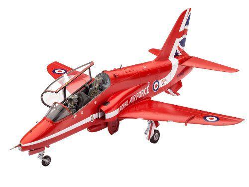 Revell - Bae Hawk T.1 Red Arrows - Esc1:72- Level 3 - 4921  - King Models