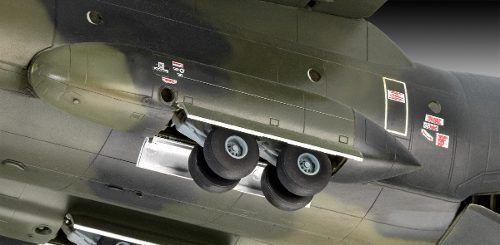 Revell - C-160d Transall - Esc1:72- Level 5 -colecionador  - King Models