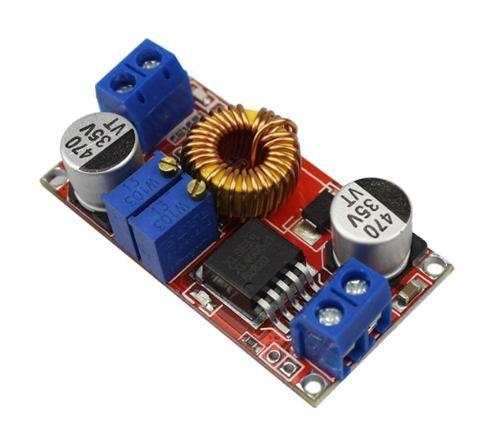 Regulador Tensão / Corrente Ent.4-38v / Saída.1.2-36v - 5a  - King Models
