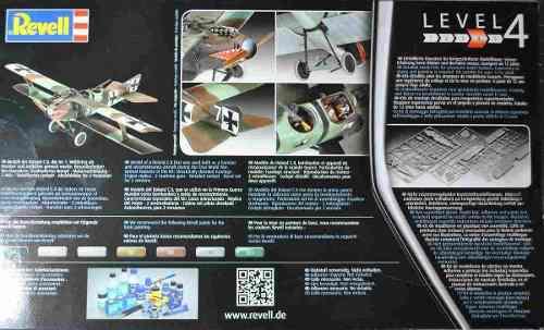 Revell - Roland C.ii - Escala 1:48 - Level 4  - King Models