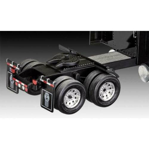 Revell - Truck & Trailer Ac/dc Limited Escala 1:32 Level 3  - King Models