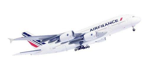 Heller - Airbus A380 Air France- Escala 1:125 - 239pçs  - King Models