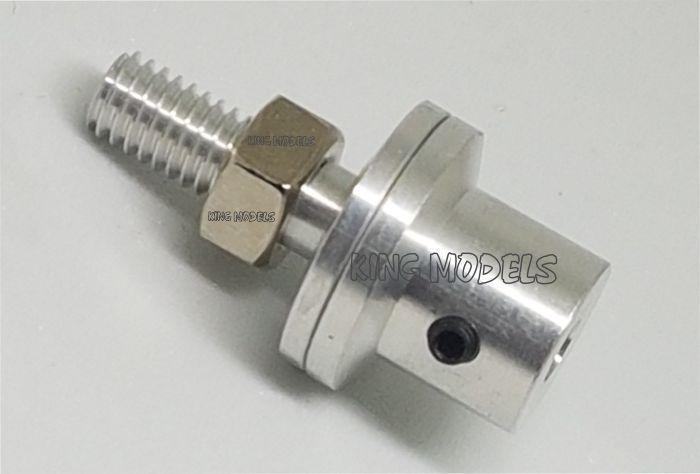 Adaptador De Spinner Para Motores Brushless Com Eixo 3mm  - King Models
