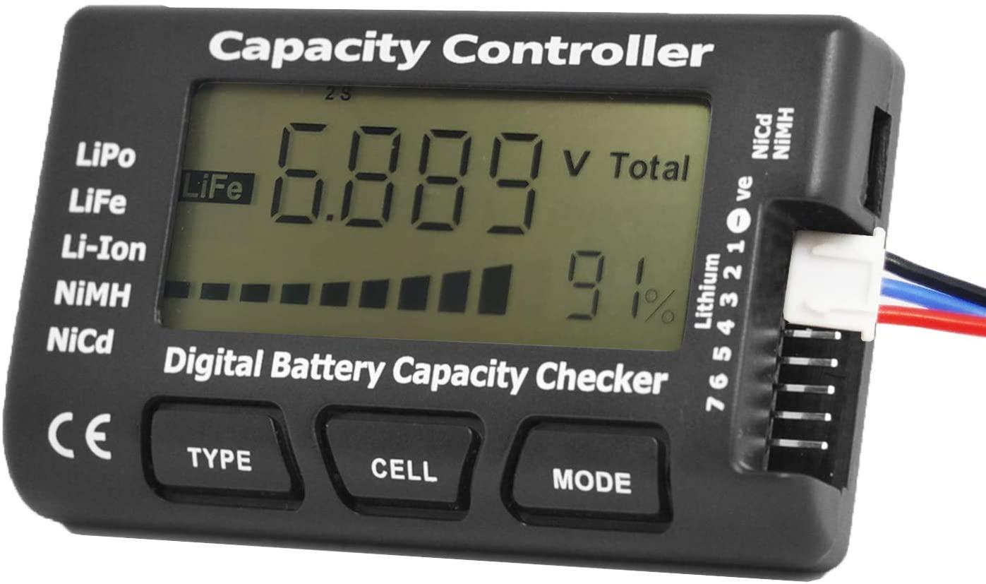 Cellmeter 7 Monitor Bateria Para Lipo / Life / Nimh / Nicd   - King Models