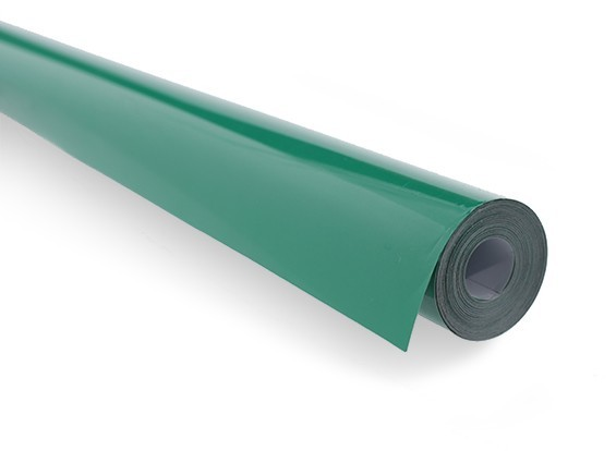Chinakote (monokote)- Verde Bandeira - 640mm - Rolo 5x Metros  - King Models
