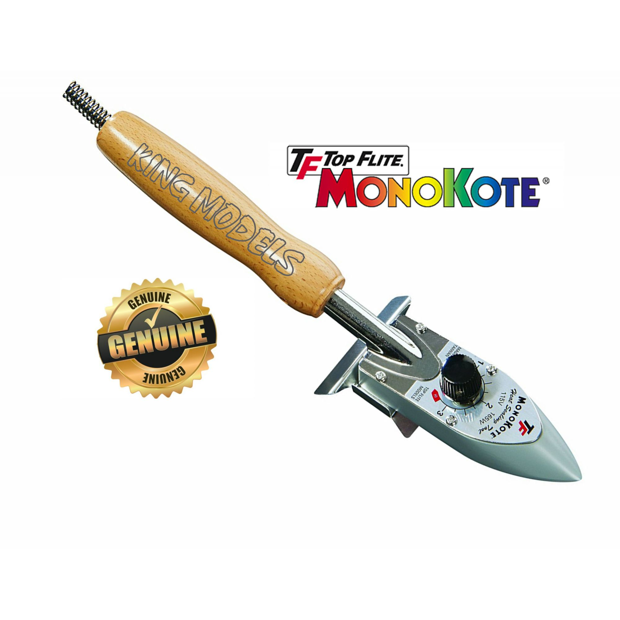 Ferro Para Entelagem De Aeros - Top flite - 110v - Original!!  - King Models