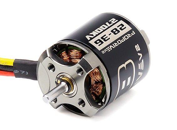 Motor Brushless Propdrive 2836-2700kv - 595w - Zagui 1.2kg  - King Models
