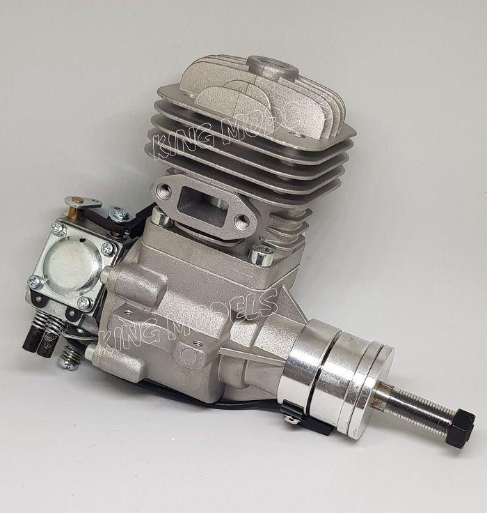 Motor Gasolina Rcgf 20cc - 2.2hp + Ignição + Montante   - King Models