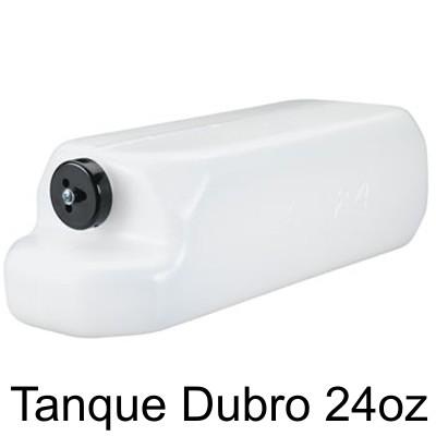 Tanque De Combustível Du-bro Quadrado - 24oz - 720ml  - King Models