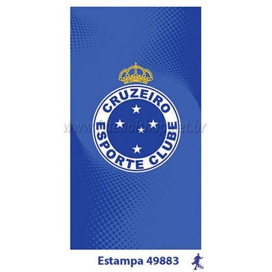 Toalha Buettner Felpudo Cruzeiro