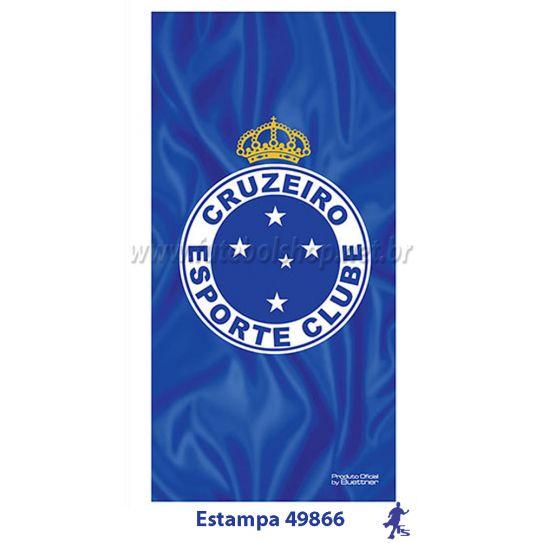 Toalha Buettner Veludo Cruzeiro