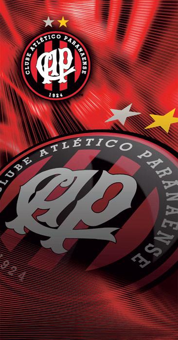 Toalha Buettner Veludo Atlético Paranaense