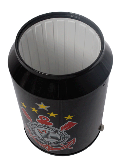 Cooler do Corinthians 80 latas - DC80
