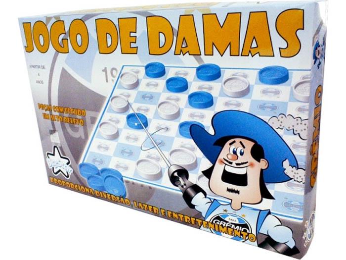 Jogo de Damas do Grêmio