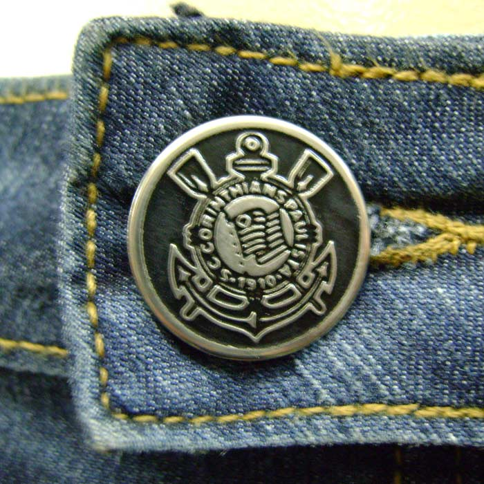 Minissaia Jeans Corinthians - RK08A