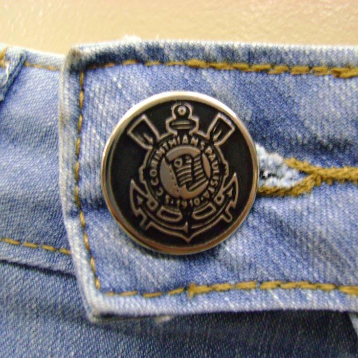 Minissaia Jeans Corinthians - RK08B
