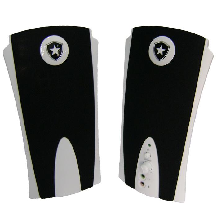 Caixa de Som Multimídia USB do Botafogo