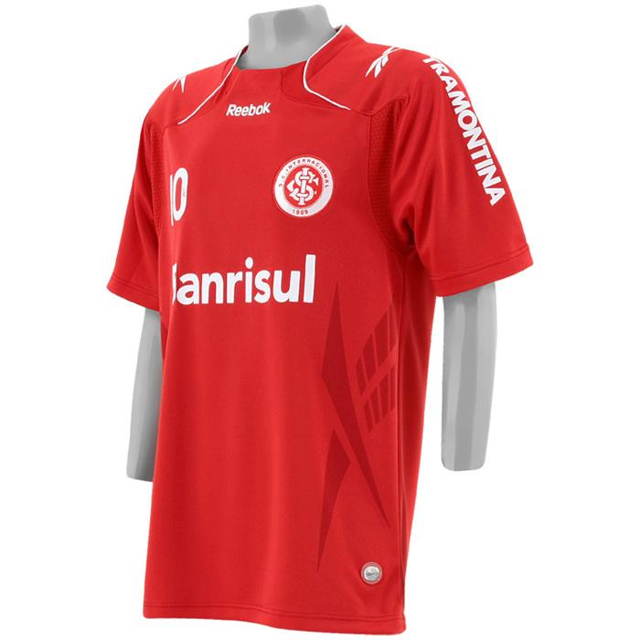 Camisa Reebok Infantil Internacional I - REIN06002V