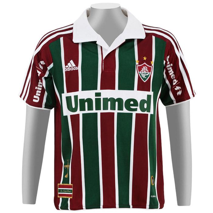 4a43d010e9 Camisa Adidas Fluminense I Infantil - P79972 - FUTEBOL SHOP ...