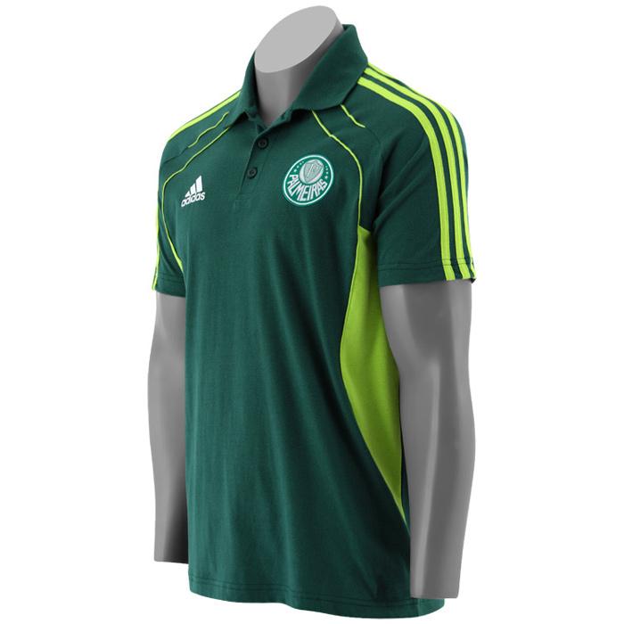 Pólo Adidas Viagem Palmeiras