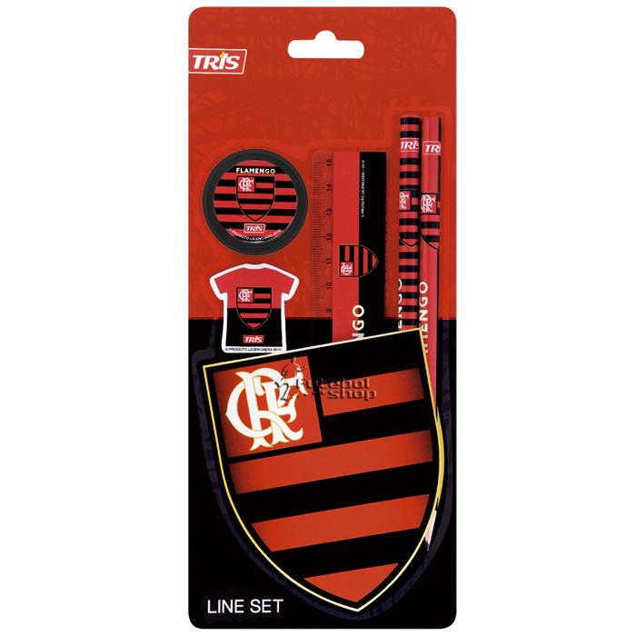 Line Set Escolar Flamengo