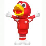 Mascote do  Liverpool The Reds