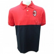 Camisa Polo do Milan Flag - 2410324