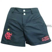 Short Feminino do Flamengo Olympikus Lifestyle - 88004V