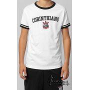 Conjunto Juvenil do Corinthians (Camisa + Short) - 793001