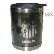 Caneca de Alumínio c/ Tampa do Santos - QH004D