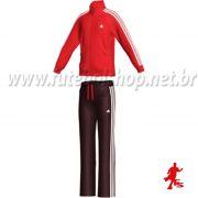 Agasalho Adidas Juvenil Feminino - X28062