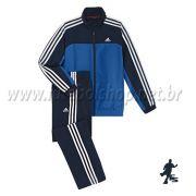 Agasalho Adidas Woven ESS 3S Boys - X29524