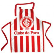 Avental do Internacional Listrado Clube do Povo