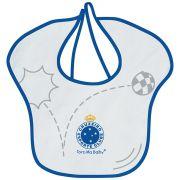 Babador Bebê do Cruzeiro Torcida Baby - 001A