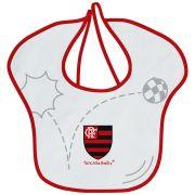 Babador Bebê do Flamengo Torcida Baby - 001A