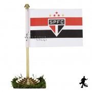 Bandeira de Mesa do São Paulo Pequena