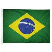 Bandeira do Brasil Oficial - 22 x 32 cm