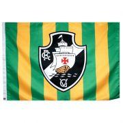 Bandeira do Vasco da Gama + Brasil Sublimada 128 x 90