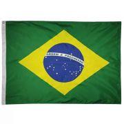 Bandeira Oficial do Brasil 128 x 90 cm - 2 panos