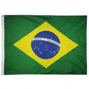 Bandeira Oficial do Brasil 98 x 68 cm - 1 1/2 pano